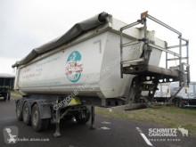 Semiremorca benă Schmitz Cargobull Kipper Stahlrundmulde 28m³