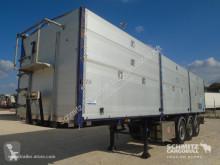 Semi remorque Tipper Grain transport 51m³ benne occasion