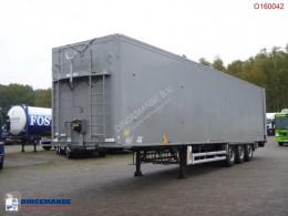 Semi remorque fond mouvant Stas M walking floor trailer alu 86.7 3
