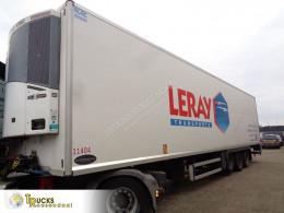 Kögel mono temperature refrigerated semi-trailer Aubineau + Thermo King SL16X Spectr + + 13716 HOURS