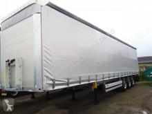 Semi remorque rideaux coulissants (plsc) Schmitz Cargobull SCS 24 Liftachse Schiebegardine