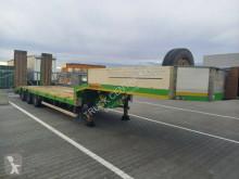 Návěs nosič strojů Wielton TIEFLADER/LOW LOADER, HYDRAULIC RAILS, SAF