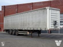 Полуприцеп шторный Fruehauf Tautliner - - Loadlift - Lift axle - Sliding roof