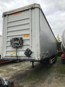 Fruehauf tautliner semi-trailer Non spécifié