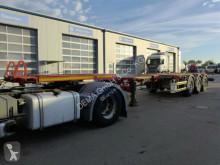 Kässbohrer chassis semi-trailer 3 SAF Achsen*Vollluft*Liftachse*Ausz