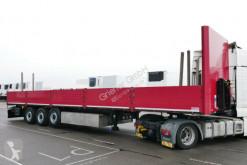 Kögel dropside flatbed semi-trailer S24/ BAUSTOFF / 800 mm BW / LIFT / BW RUNGEN