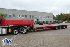Kempf Maschinentransporter SPT 34/3, 3-Achser, Containerverschlüsse, Luftf.