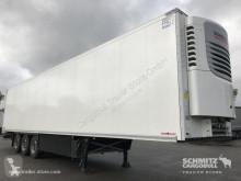 Schmitz Cargobull Tiefkühler Standard Doppelstock Trennwand semi-trailer used insulated