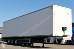 Lecitrailer semi-trailer used double deck box