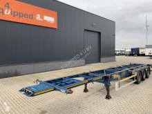 LAG 40FT/45FT, Leergewicht: 4.160kg, BPW+Trommel, 5x vorhanden semi-trailer used container