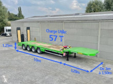 Scorpion heavy equipment transport semi-trailer Porte-engins neuf 70T