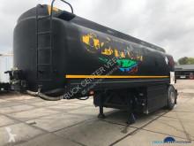 Burg chemical tanker semi-trailer Fueltank BPO 13 10 Z 25.500 litre