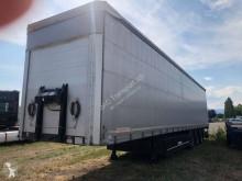 Schwarzmüller S1/J Serie, 92 m³./Luft/Lift/Plane Walking Floor semi-trailer used moving floor