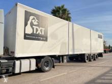 Lecitrailer box semi-trailer