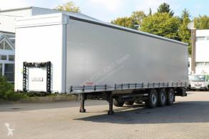 Kögel tautliner semi-trailer Standard-Plane/Edscha/Liftachs Miete/Neu