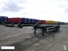 Sættevogn containervogn HFR 40