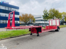 Asca semie semi-trailer used heavy equipment transport