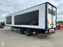 Pacton semi-trailer gesloten oplegger