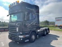 Scania chassis semi-trailer R520 - Hydraulik