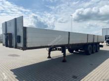 Zorzi flatbed semi-trailer open laadbak