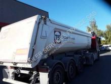 Stas BENNE TP 24,5M3 semi-trailer used tipper