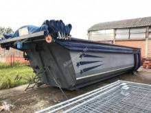 Minerva semi-trailer used flatbed