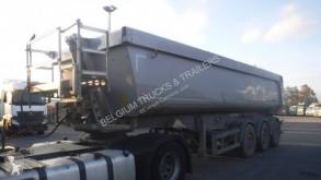 Schmitz Cargobull half-pipe semi-trailer 28m3 hardox