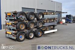 Полуприцеп контейнеровоз Schmitz Cargobull STACK PRICE EUR 17000 | 2x20-30-40ft HC * EXTENDABLE REAR
