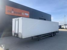 Semiremorca furgon Box, SAF+drum, full chassis, NL-trailer, APK: 02/2022