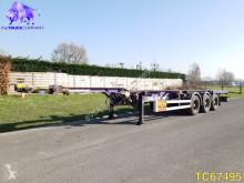 Полуприцеп контейнеровоз Kässbohrer SHG.S Container Transport