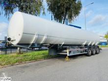 LAG Fuel 50300 Liter, 5 Compartments semi-trailer used tanker