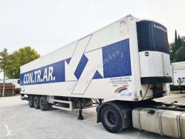 Cardi refrigerated semi-trailer SEMIRIMORCHIO, FRIGORIFERO, 3 assi