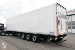 Полуприцеп Schmitz Cargobull SKO SKO 24/LBW 2500 kg / 2 x liftachse FP 25 EXPRESS фургон б/у