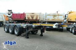 Özenir chassis semi-trailer ÖZENIR/K0NT08E/2x20/1x40/1x45 Cube!