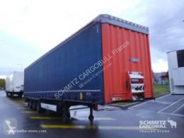 Krone tautliner semi-trailer Semitrailer Curtainsider Standard