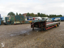 Полуприцеп платформа Broshuis E-2485 5 M Extand. Boattrailer