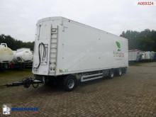 Kraker trailers Walking floor drawbar trailer alu semi-trailer used moving floor