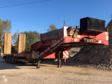 Faymonville heavy equipment transport semi-trailer MULTI N 3L AU / STN-3AU Multimax