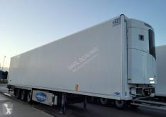 Aubineau mono temperature refrigerated semi-trailer