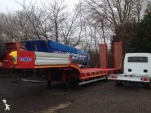 Naczepa Socovi do transportu sprzętów ciężkich nowe