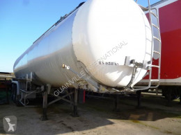 Loheac CARB LRD semi-trailer used oil/fuel tanker