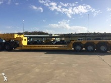 Trabosa GLO 954 semi-trailer used heavy equipment transport