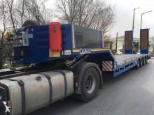View images Donat 4 Axle Lowbed Extendable semi-trailer