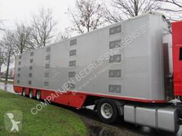 Ver as fotos Semi reboque Cuppers LVO 12-27 AL 5  Levels Livestock trailer