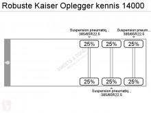 Voir les photos Semi remorque Robuste Kaiser Oplegger kennis 14000