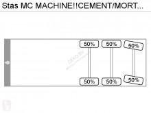 Voir les photos Semi remorque Stas MC MACHINE!!CEMENT/MORTEL/SCREED/MORTAR/ESTRICH/CONCRETE MACHINE!!