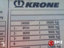 Voir les photos Semi remorque Krone Oplegger