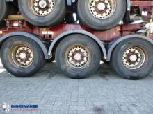 Vedere le foto Semirimorchio Montracon Stack - 3 x container trailer 20-40-45 ft