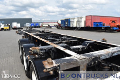 View images Meusburger MCS 3 | 20ft CHASSIS * 3930 Kg semi-trailer
