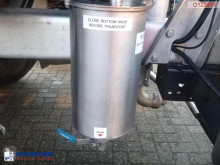 View images Crossland Bitumen tank inox 33.4 m3 + heating / ADR/GGVS semi-trailer